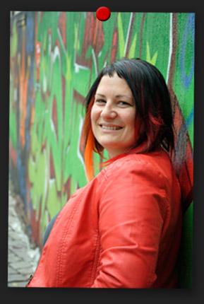 Portrait de Lucinda Le Toeuff