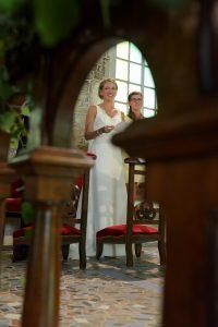 Photographe reportage Mariage Couple Mariés Quéven Morbihan Bretagne