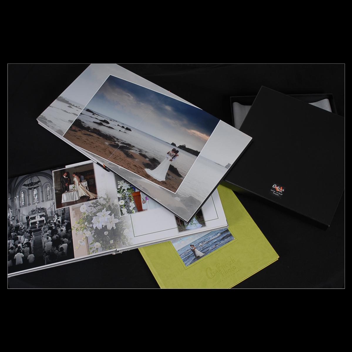 Mariage Livre Albums Photos Morbihan Bretagne